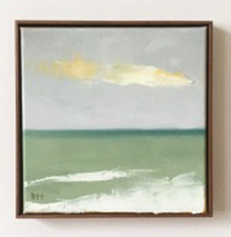 Bess Harding The Light Fantastic framed.