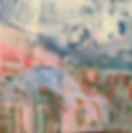 Cream_Sun,_February_2019,_Acrylic_and_ho