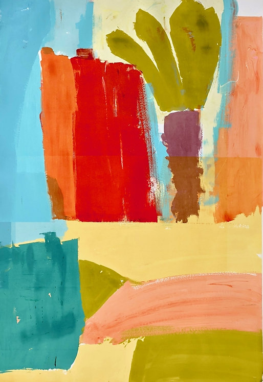 Iona Stern, Palm Tree