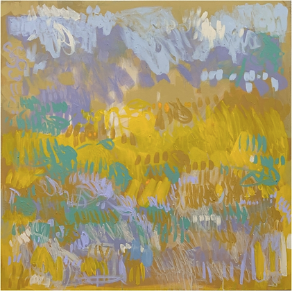 Claire Oxley, Solstice Wheat Field