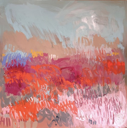 Claire Oxley, Shimmering Heat