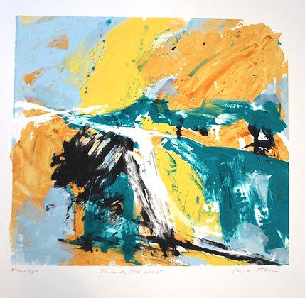 Iona Stern, Towards the coast
