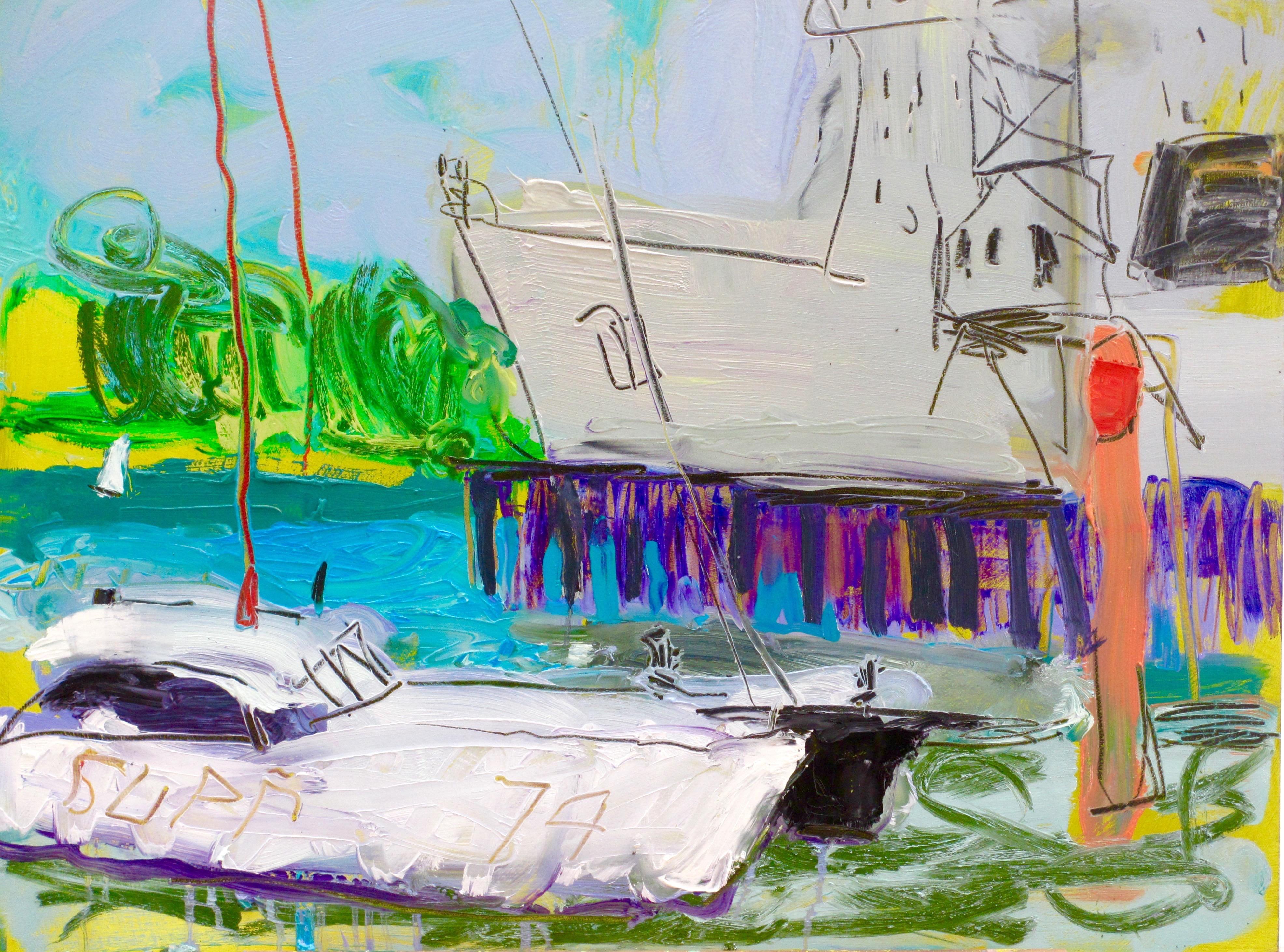 October Harbour, Sophie Bartlett