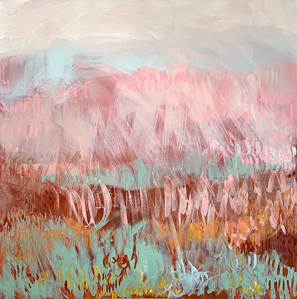Claire Oxley, Blue Grasses