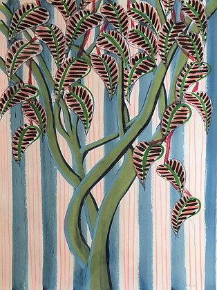 Catherine Cazalet, Tree of Life