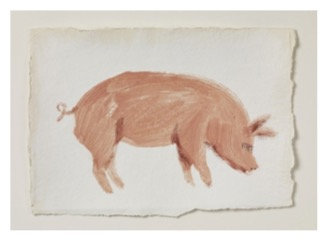 Holly Frean, Pig