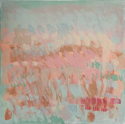 Claire Oxley, Blurred Horizon
