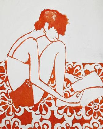 Lizbeth Holstein, Sophia Reading