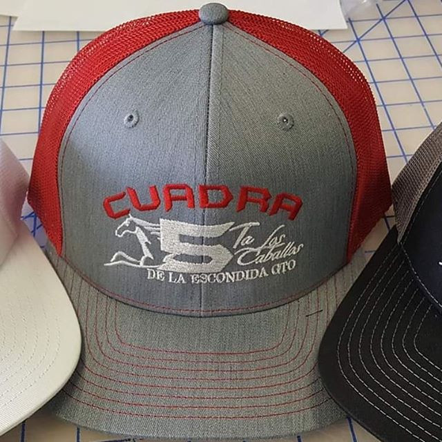 Custom logo Caps. #embroiderycap #caps.j