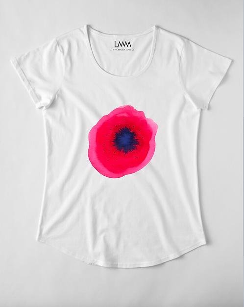 Poppy - Maglia Stampata
