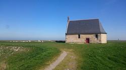 chapelle et chemin