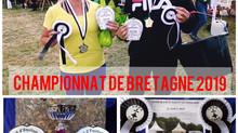 Des champions aux Crinières de la Baie