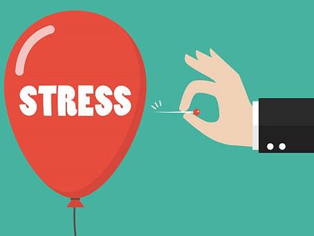 Pogovorimo se o stresu