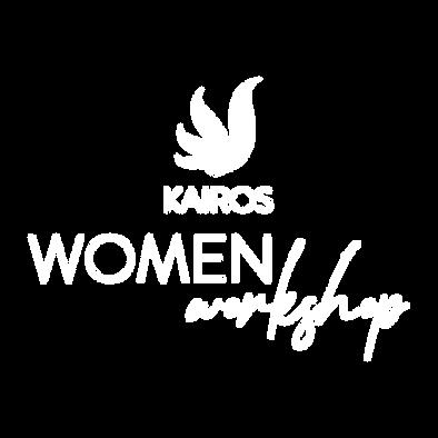 Kairos women white logo