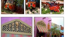 Pantopia: Painted Camel Bazaar