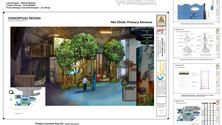 Children's Museum Attraction Design Work