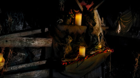 Voodoo Crypt