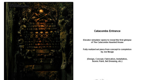 Catacombs Entrance