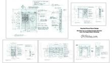 Haunt Room Design Elevations
