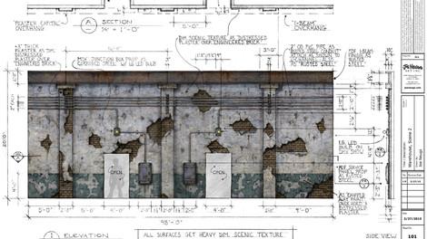 Warehouse, Scene 2