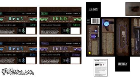 Hiptrix Packaging