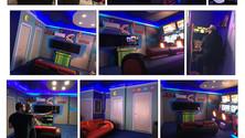 Retro Future Arcade