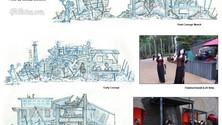 Photo Op Concept Sketches