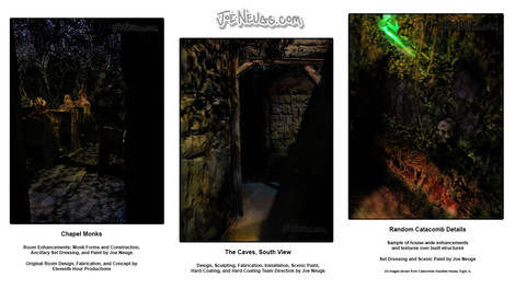 Catacombs: Various Details