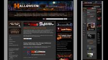 Chicago Halloween Guide Website
