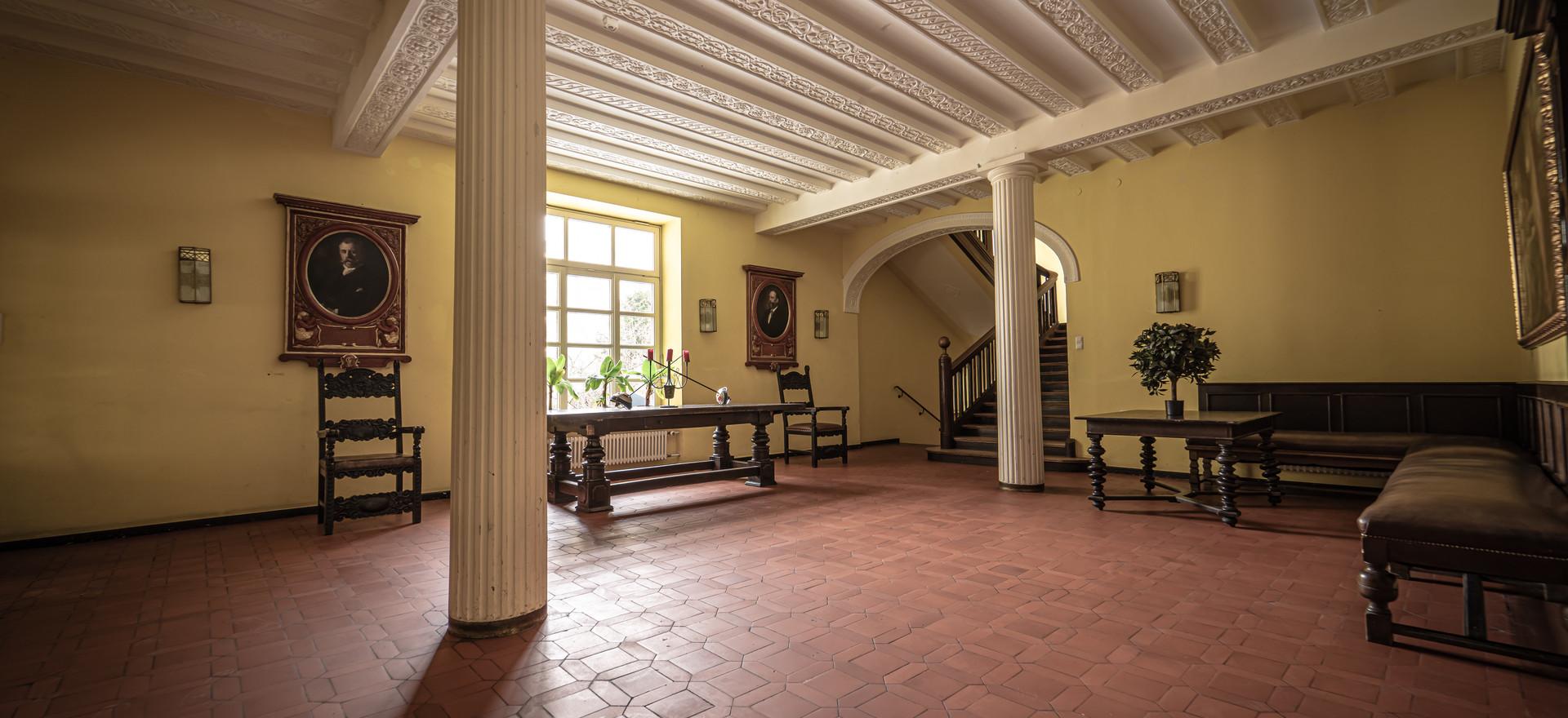 Unsere Eingangshalle