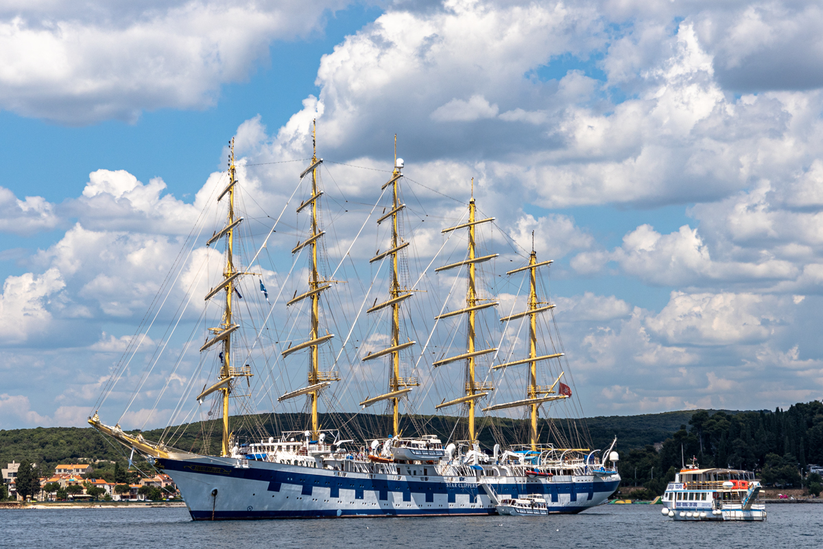 Die Royal Clipper