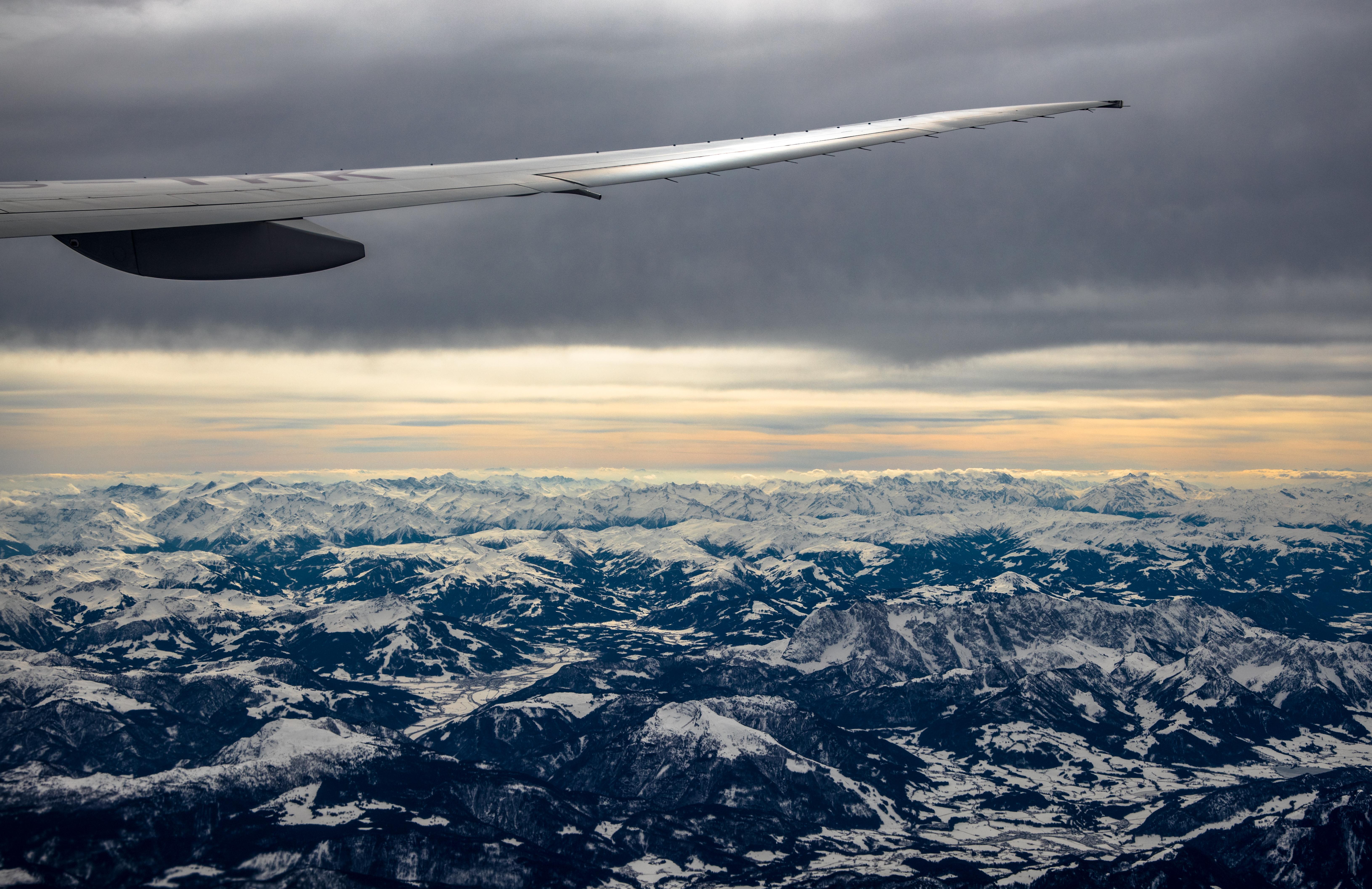 Flug von München nach Bangkok