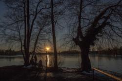 Winter-Feierabend