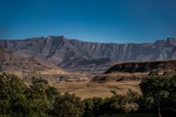 Und noch mal die Drakensberge