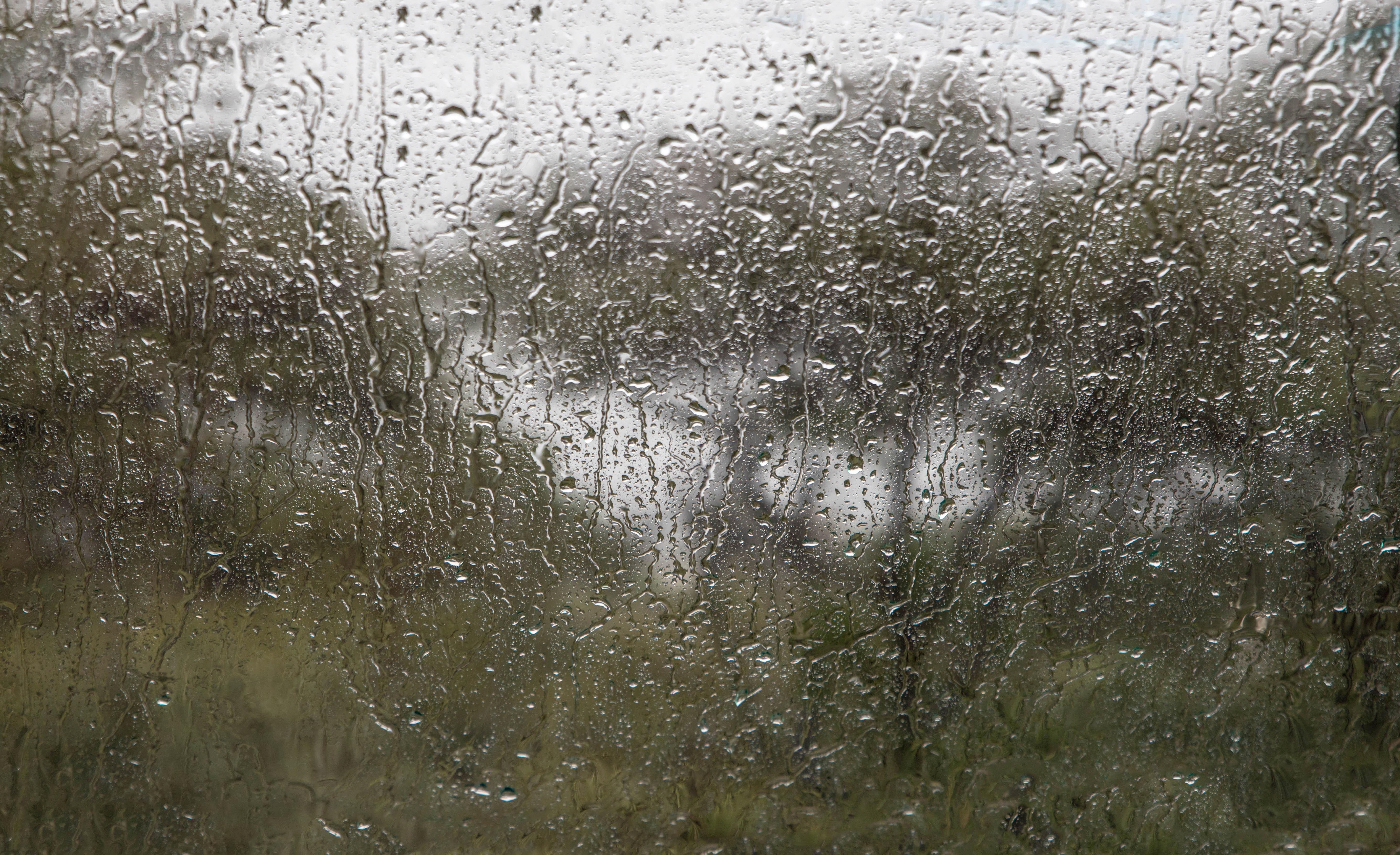 Afrikanischer Regen