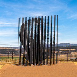 Mandela-Denkmal in Howick