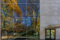 Herbst im Fenster