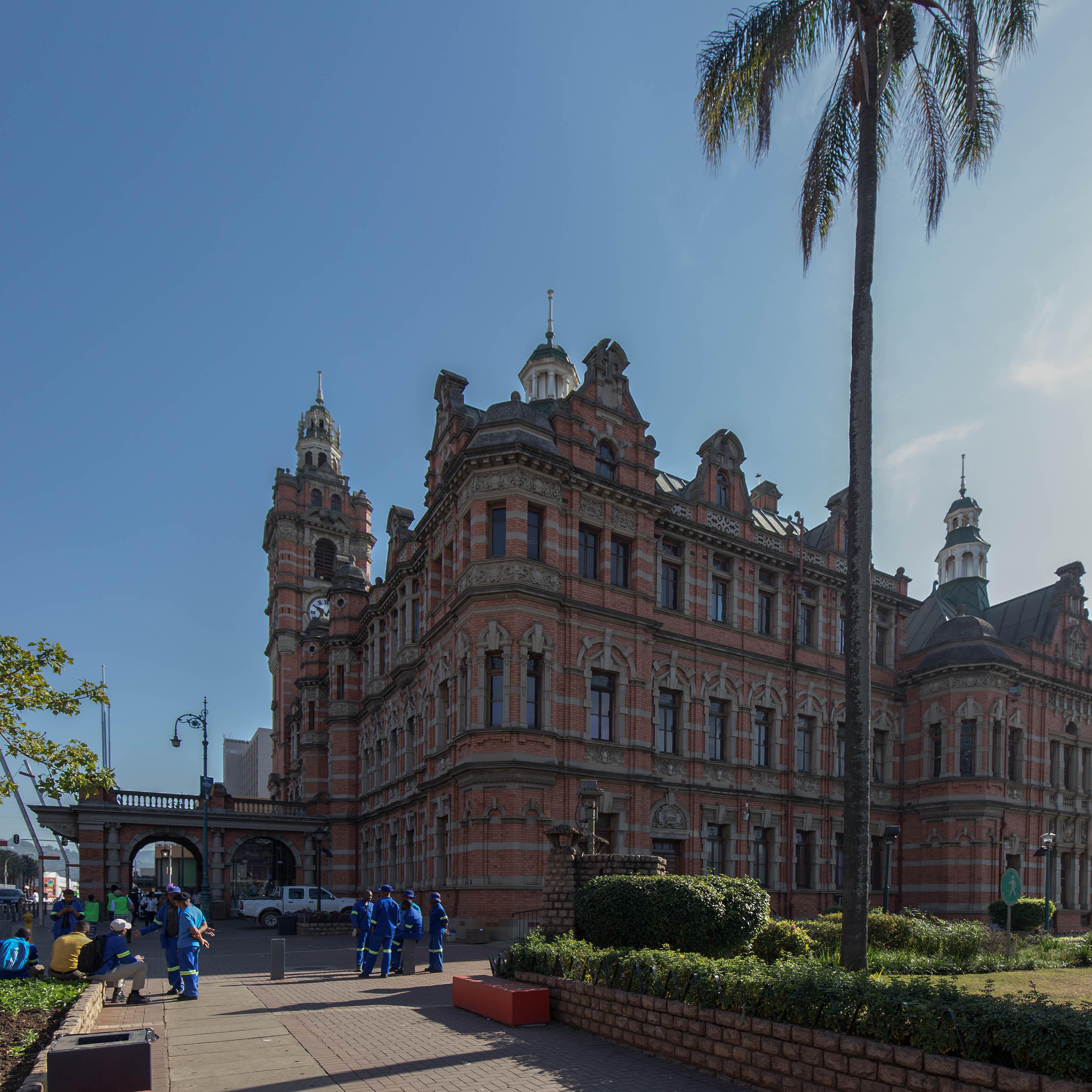 Rathaus Pietermaritzburg