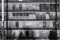 Fassade in s_w