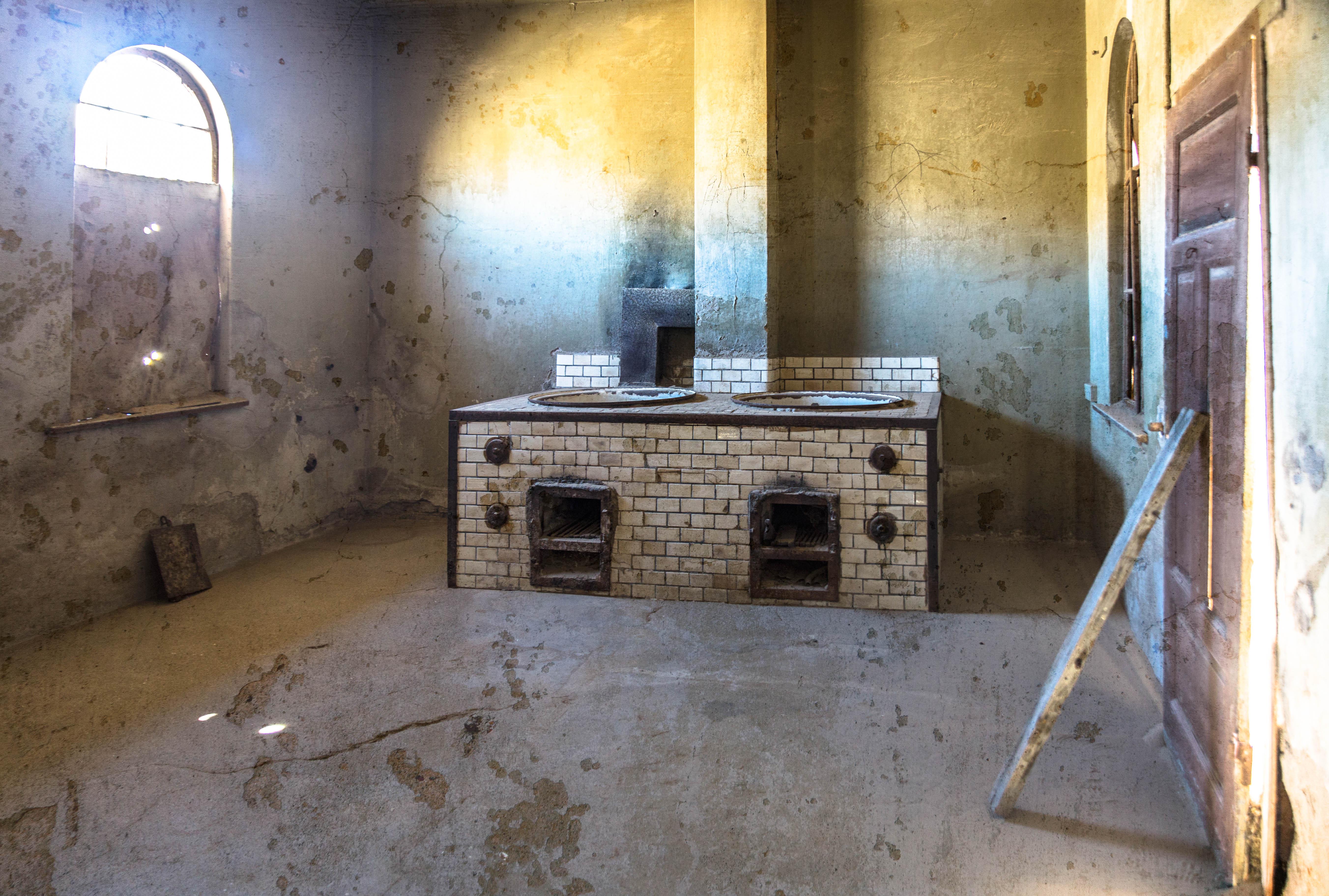 Die ehemalige Wurstküche