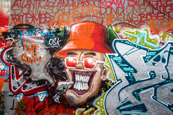 Viehhof Graffiti