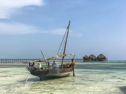 Fischer auf Zanzibar