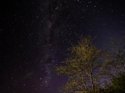 Nacht in Augrabies