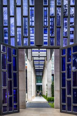 Hoteleingang Bangkok