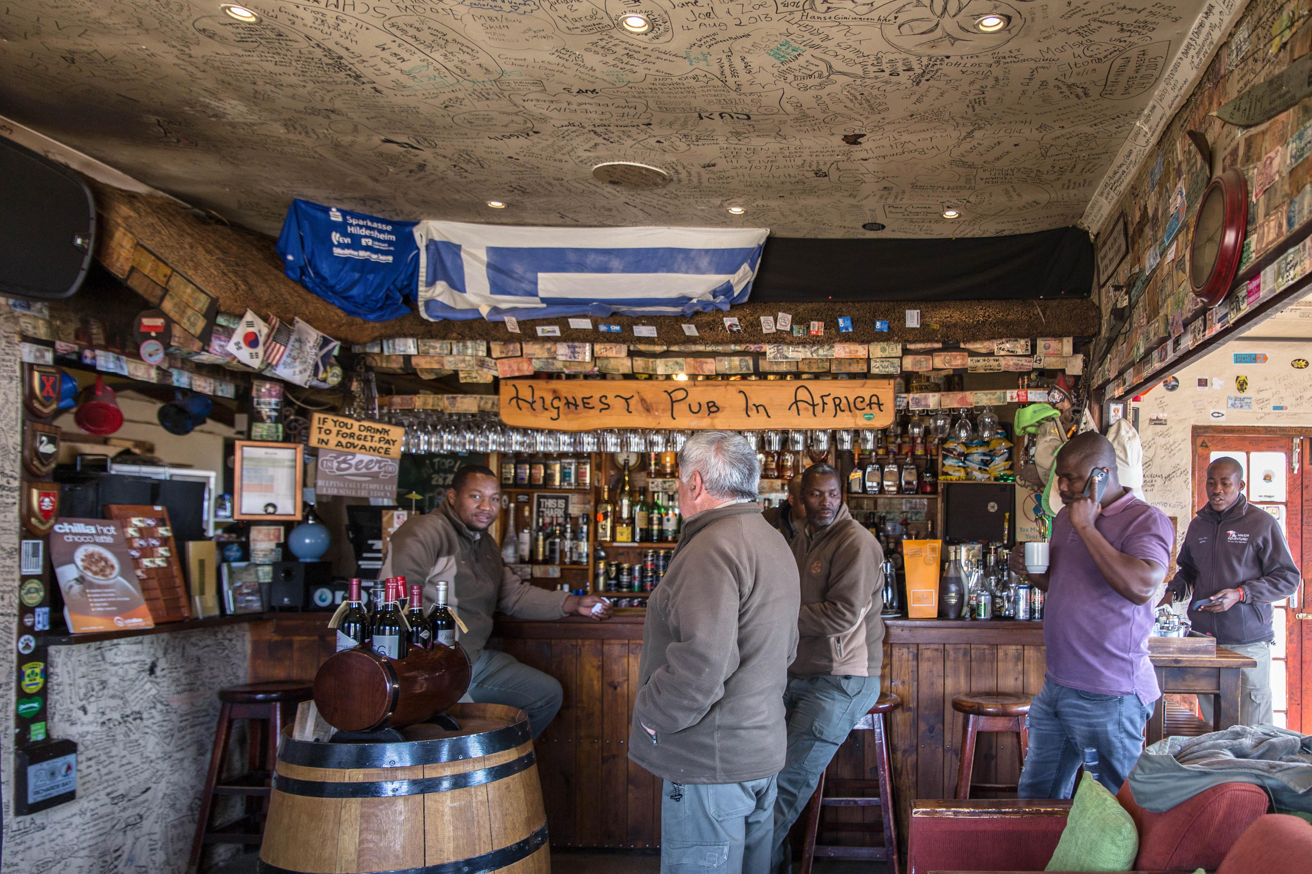The highest Pub