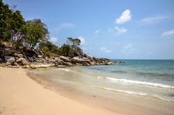 Koh Phangan Strand