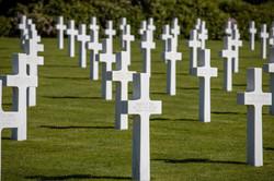 Amerikanischer Soldatenfriedhof