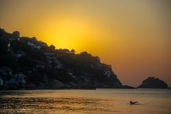 Sonnenaufgang Koh Tao