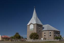 Die Kirche von Kamieskroon
