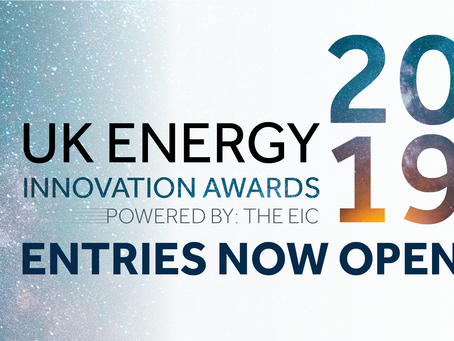Entries for the 2019 UK Energy Innovation Awards are now open!